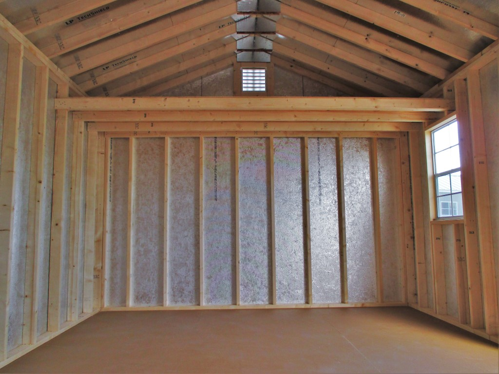How To Frame a Gable Roof For a Shed