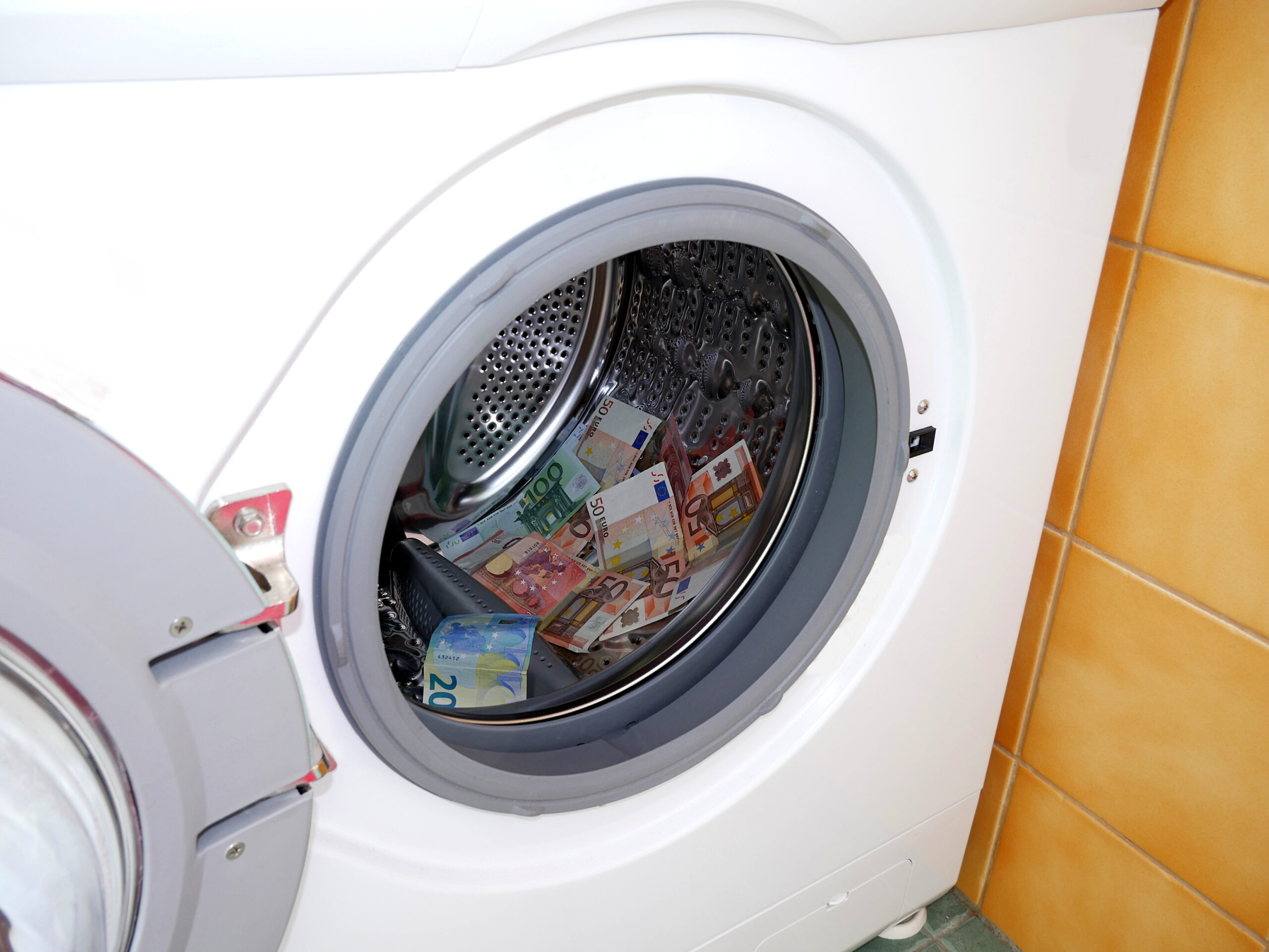 How To Eradicate Odor From Washing Machine?