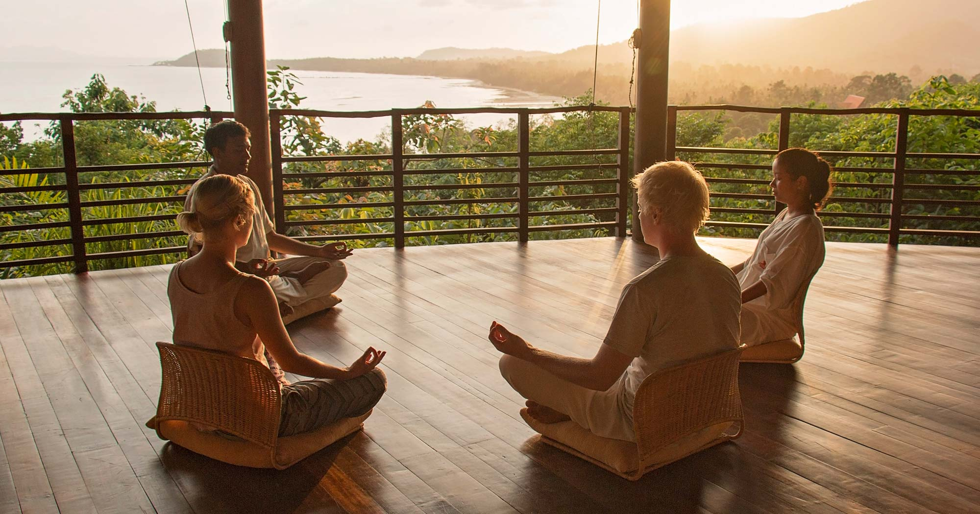 Follow the best health retreats for lifelong health and wellness