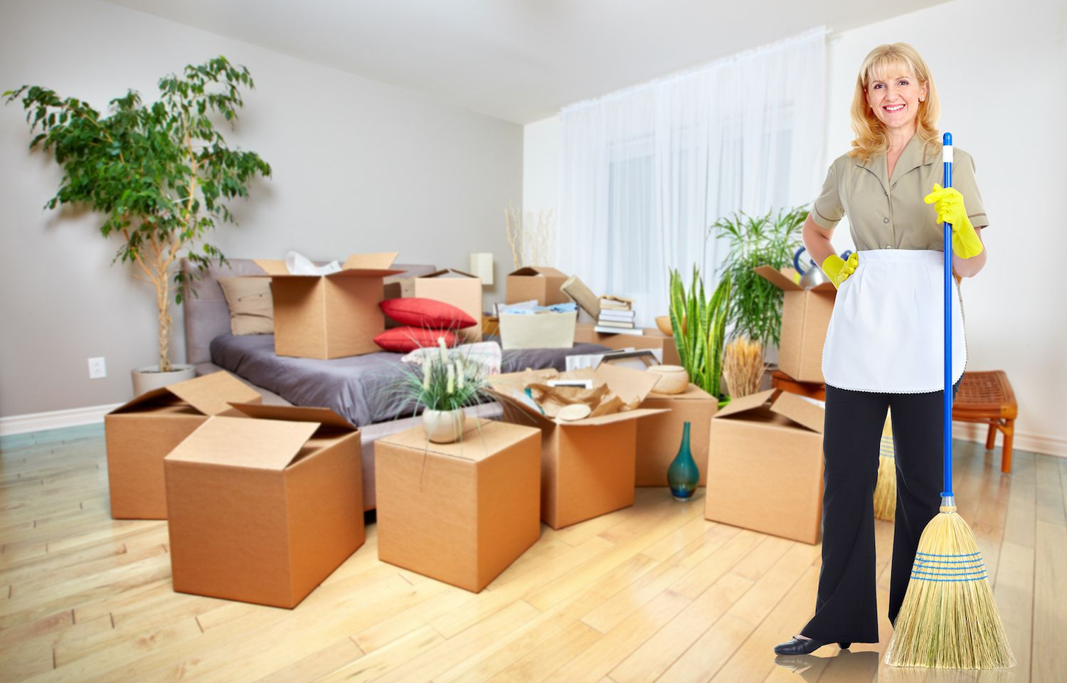 House Cleaning – is This the Job for You?