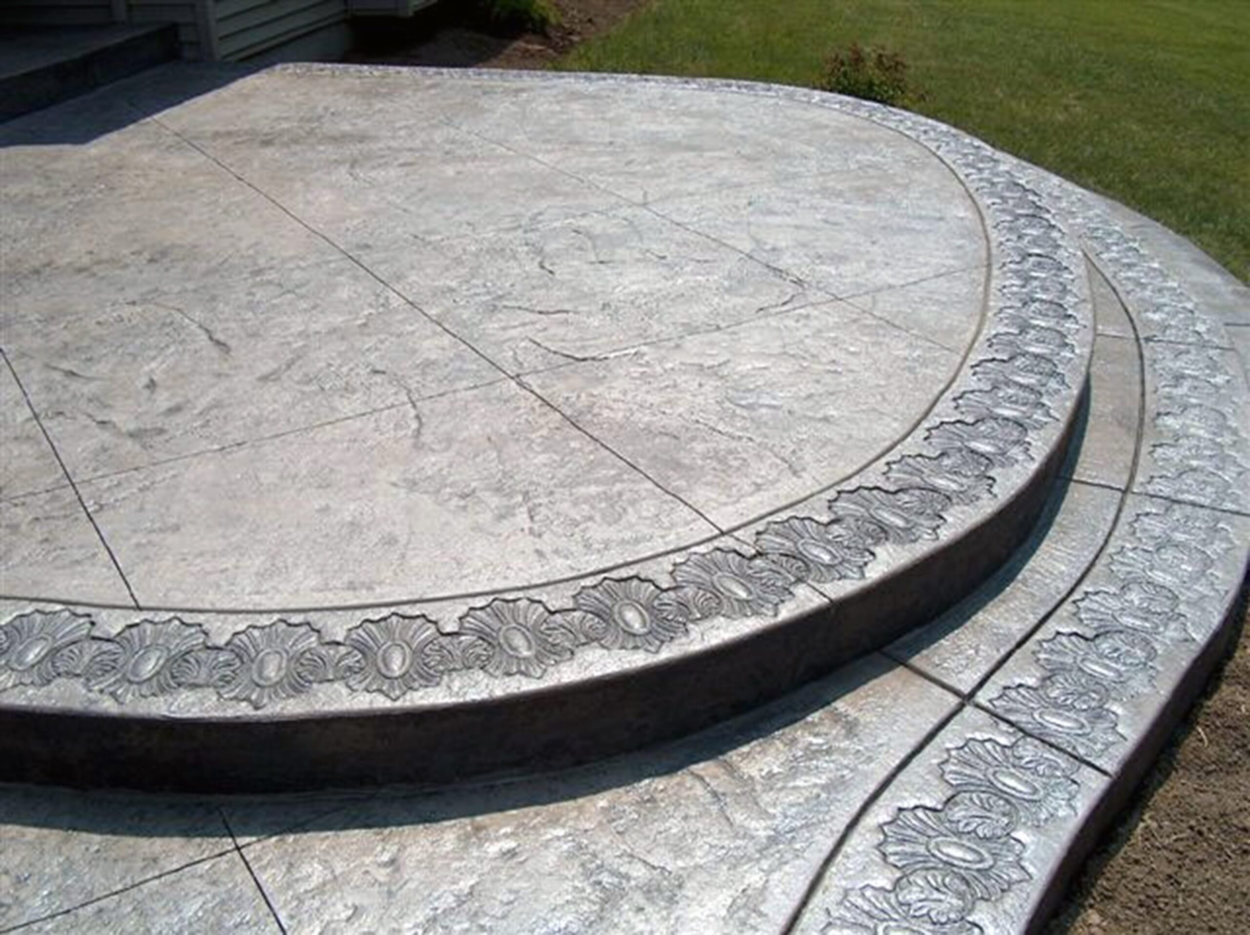 We Bring To You – Seven Tips for Getting Better Texture on Stamped Concrete!