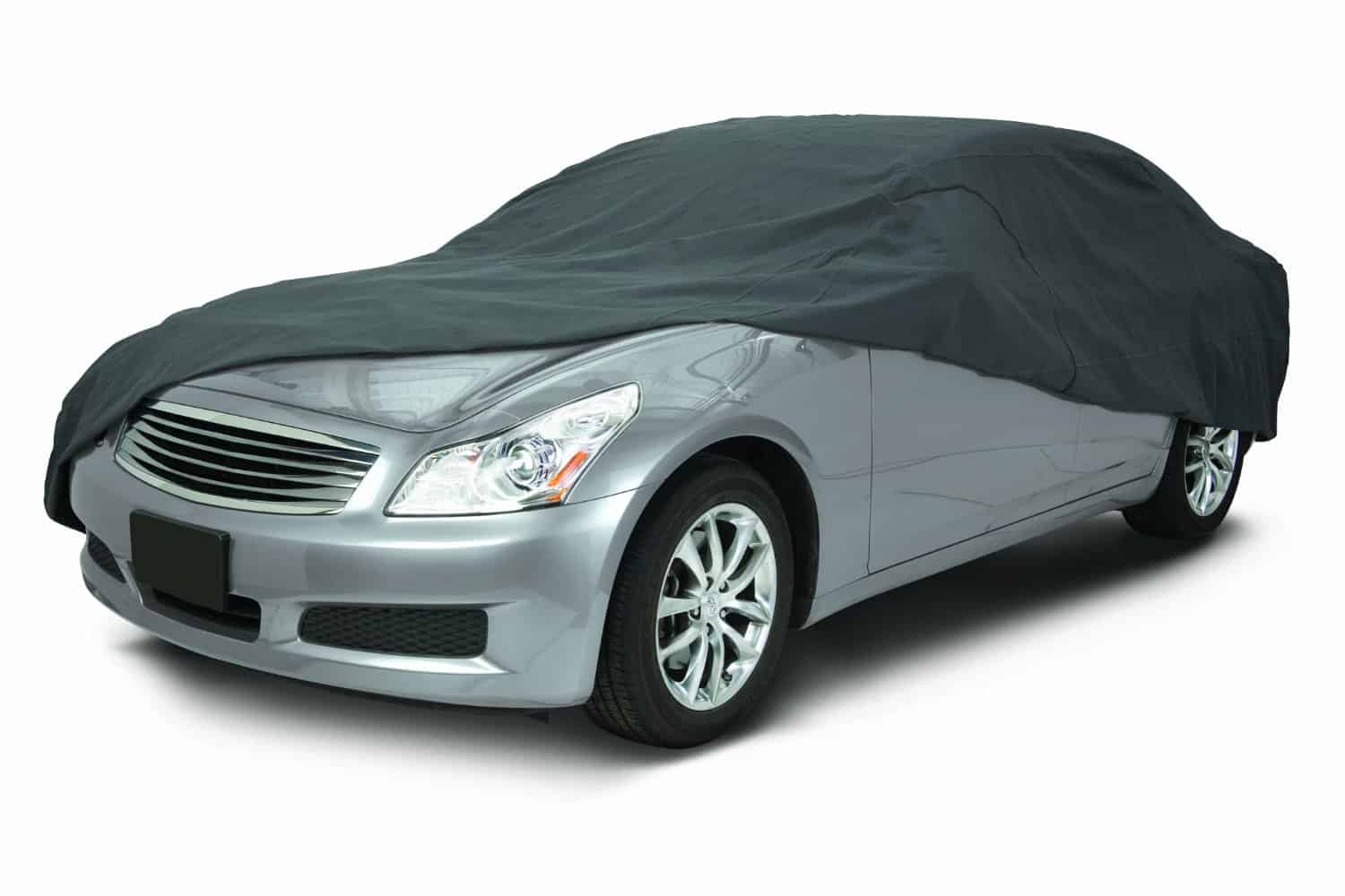 How Car Covers Make a Smart Car Owner